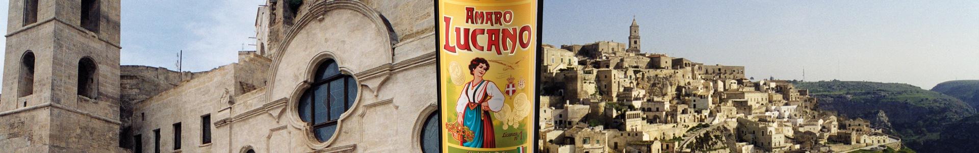 Amaro Lucano homeland image